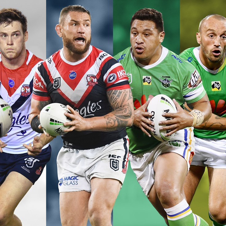 The six big guns that will decide grand final