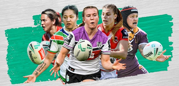 Who will be the first NRLW Players Champion?