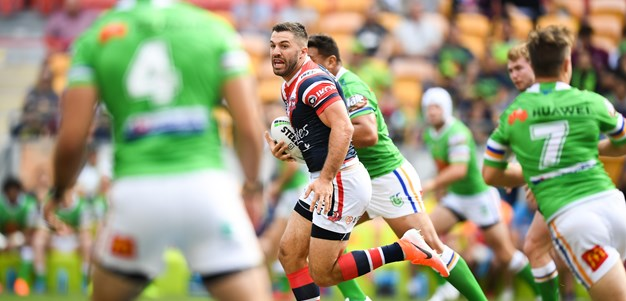 Tedesco's non-switch to Canberra works out OK