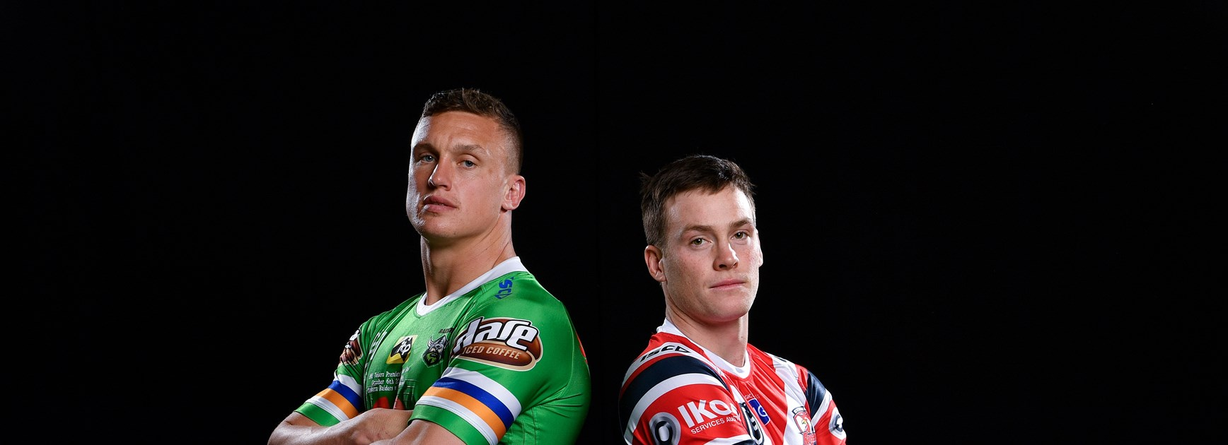 It's a sell-out: ANZ Stadium packed for grand final showdown
