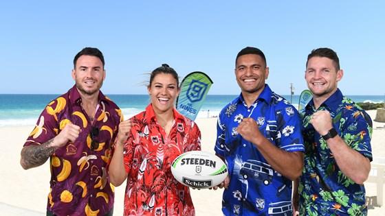 NRL Nines confirmed for 2020 return in Perth