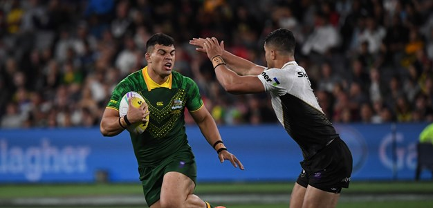 Fifita Shines At Nines To Power Into Test Contention