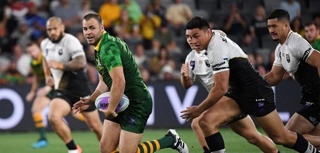 Graham unleashes Addo-Carr as Kiwis, Tonga slip up