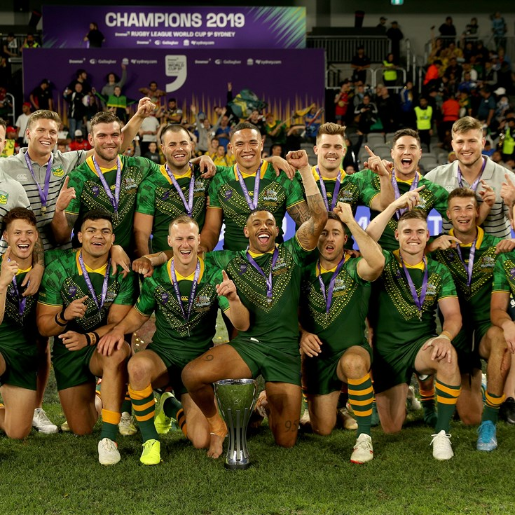 'Olympics a priority': Rugby league aiming for Brisbane 2032 Games