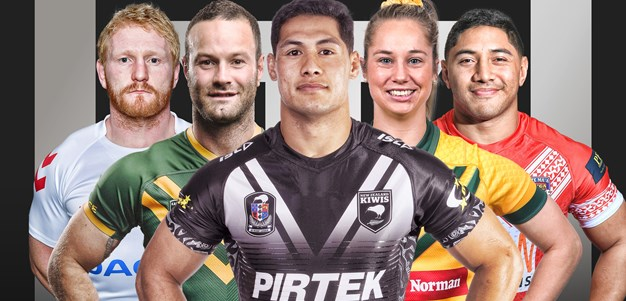 End-of-season Tests schedule: Kangaroos, Kiwis, Great Britain, Jillaroos, Tonga, PNG, Fiji, Samoa