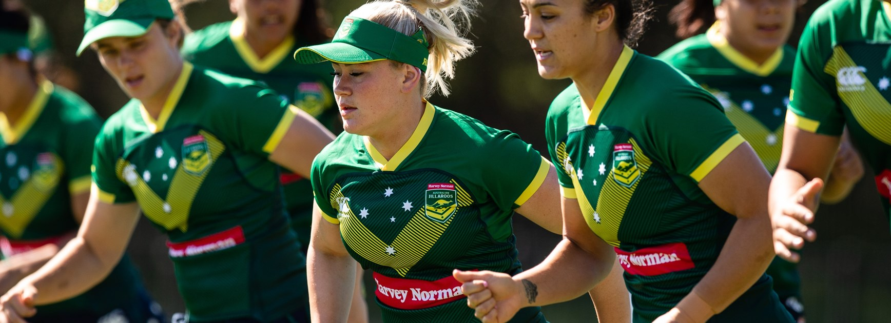 Jillaroos seek Test revenge after Nines upset