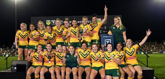Step in right direction for Jillaroos during uncertain times