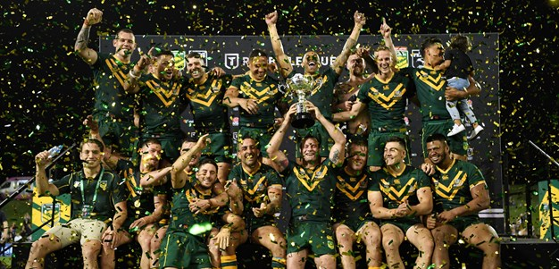 New look Kangaroos romp to big win over Kiwis