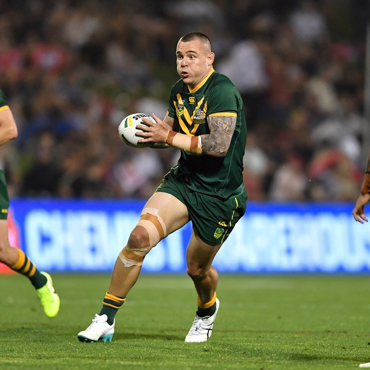 Klemmer defies pain after choosing Roos over surgery