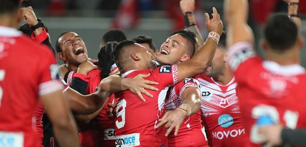 Tongan PM declares public holiday following historic win