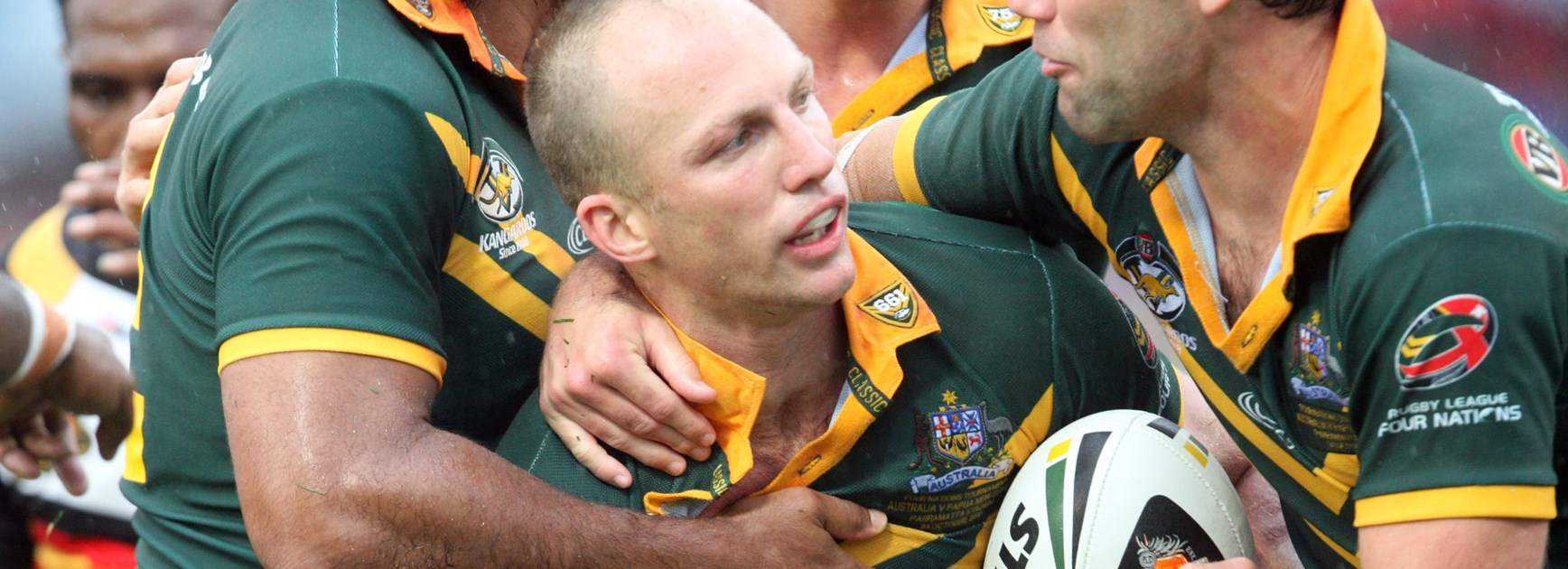 October 24: Lockyer breaks two records in two years