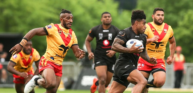 Fiji edge PNG in razzle-dazzle thriller in Christchurch