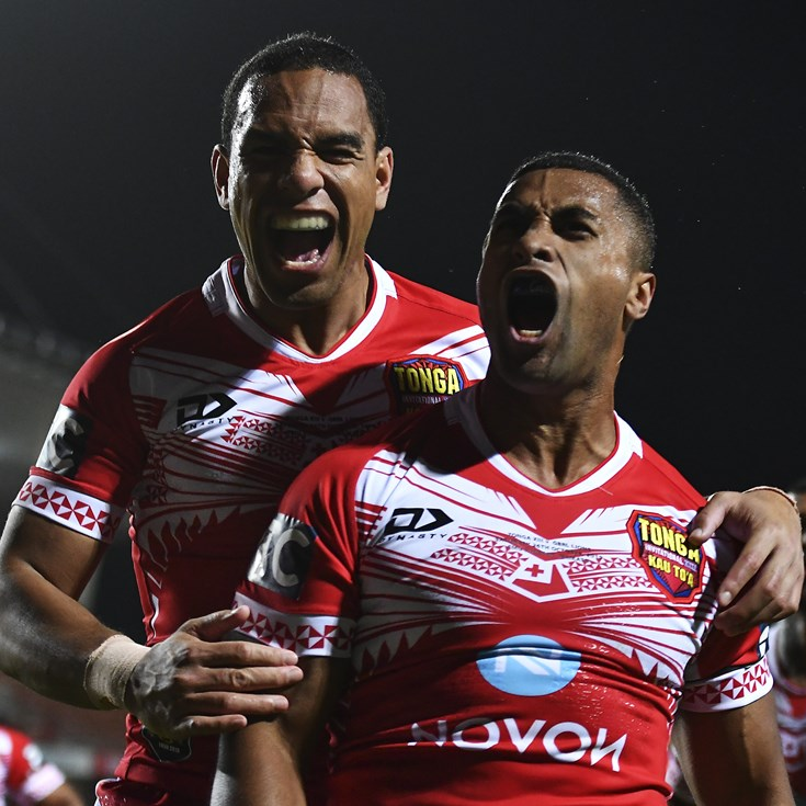 Belief soars in Tonga camp ahead of Roos showdown