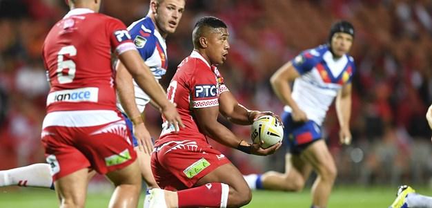 Niu sensation: Test debutant Tesi terrific in Tonga triumph