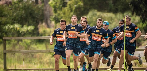 Why Max King missed the drill the Titans dreaded most