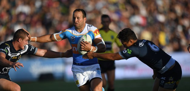 Roberts wins fitness battle, as Titans aim for on-field win