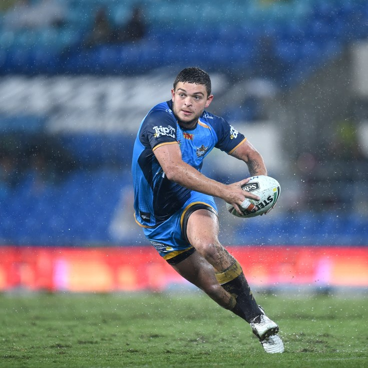 Cavalry arrives for Titans as Taylor and Tyrone reunite