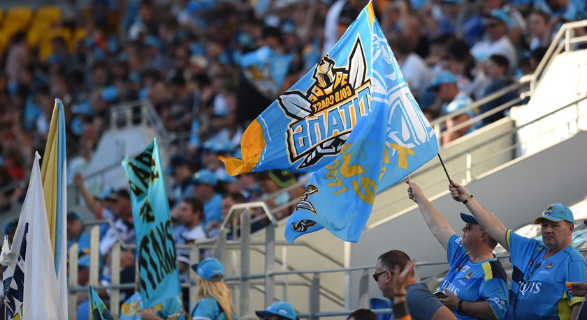 Gold Coast Titans fans haven't had much to cheer about in recent seasons.