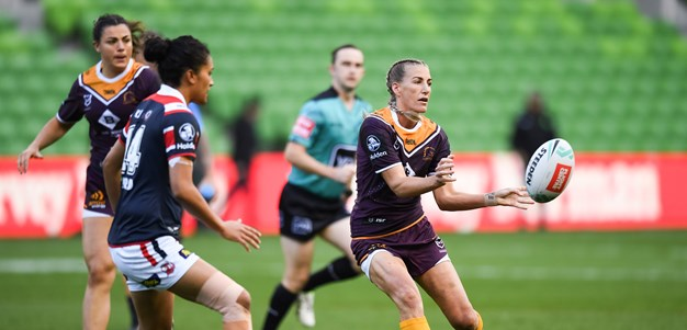 Brigginshaw warns her best is yet to come for Broncos