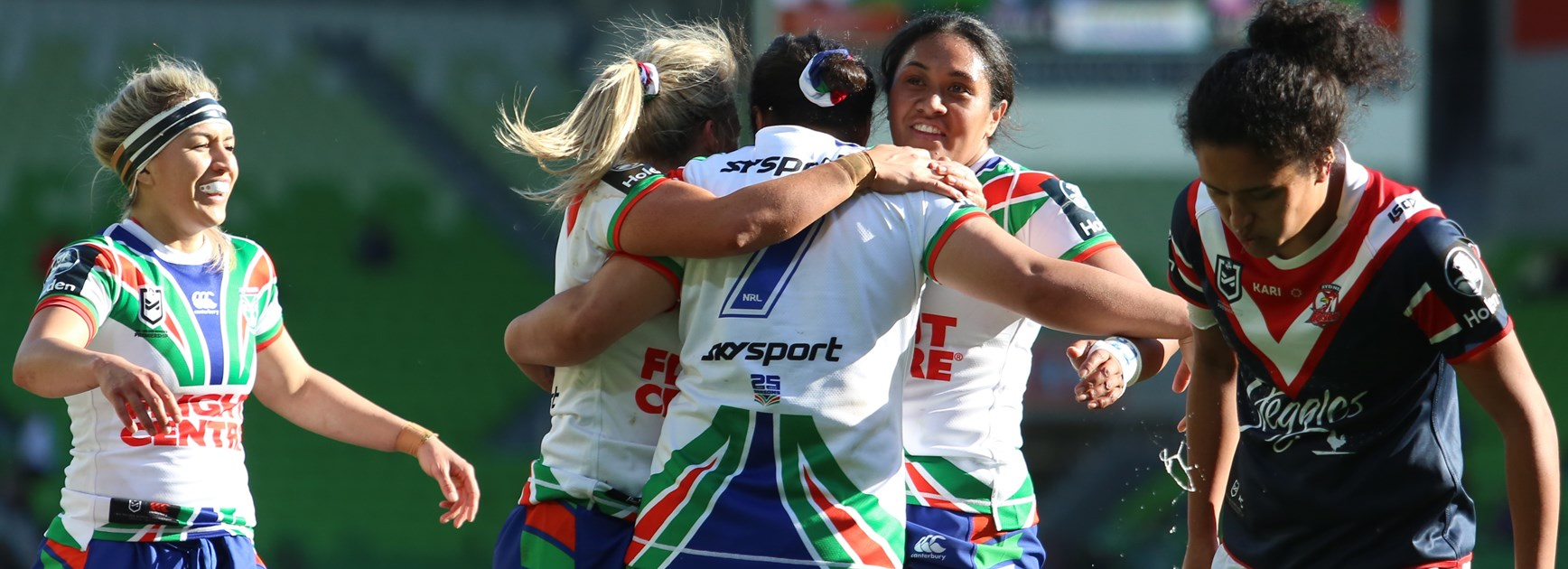 Warriors kick off NRLW season with solid win over Roosters