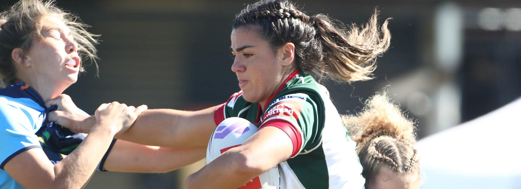 NSW Origin debutante Millie Boyle