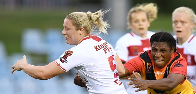 From Yorkshire to Brisbane: Booth chases NRLW dream