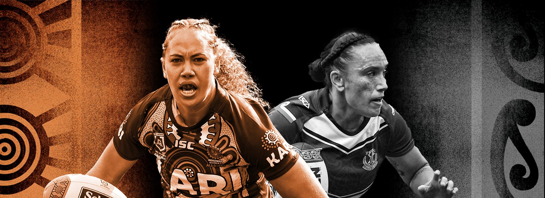 Women's Indigenous v Maori: Harden, McGregor, Rota named captains
