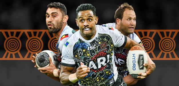 Indigenous All Stars named