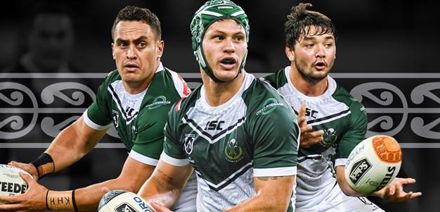 Maori All Stars named