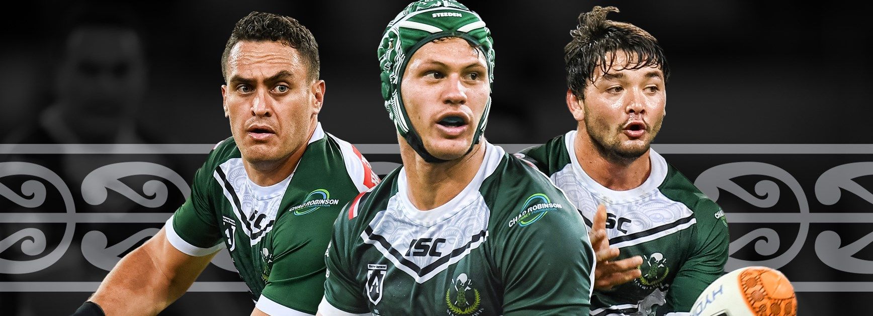 Maori side name Ponga, star-studded pack for All Stars clash