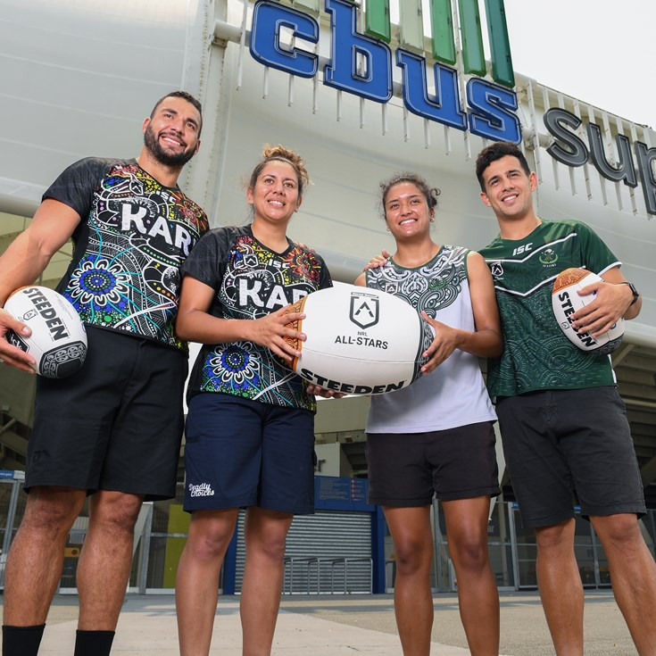 Everything you need to know about NRL All Stars