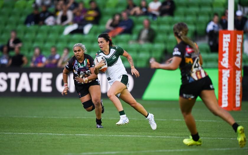 Maori All Stars breakout star Botille Vette-Welsh.