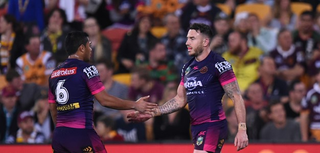 Milford injury could send Boyd back to fullback