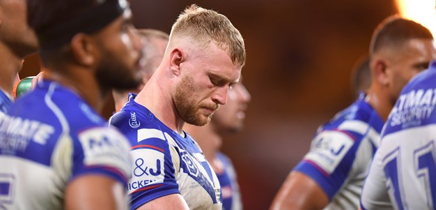 Thompson to miss the first four games of the 2021 NRL season
