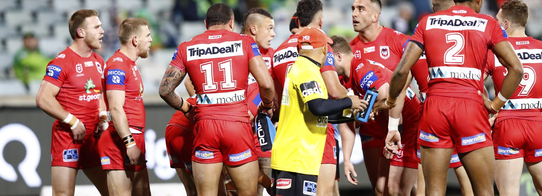 Poor start and basic errors back to haunt Dragons
