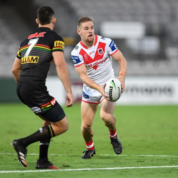 Rejuvenated Dufty glad he chose not to pack bags