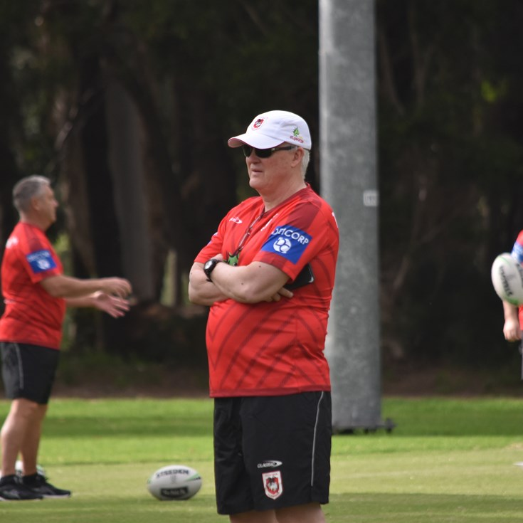 Six-again rule a focus for Red V as Griffin era begins
