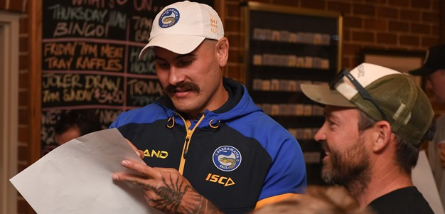 Meeting with farmer who lost it all inspires Eels hard men