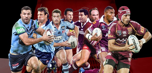 Votes are in: The greatest Origin teams of all