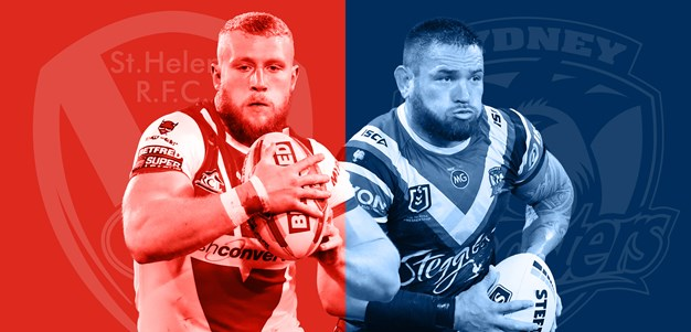 Roosters v St Helens | World Club Challenge preview