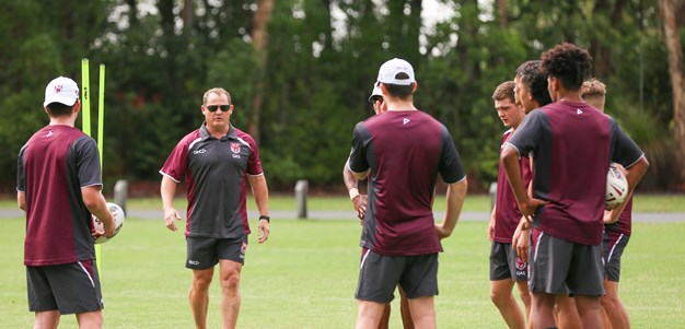 Walters ramps up preparation for sustained Maroons success