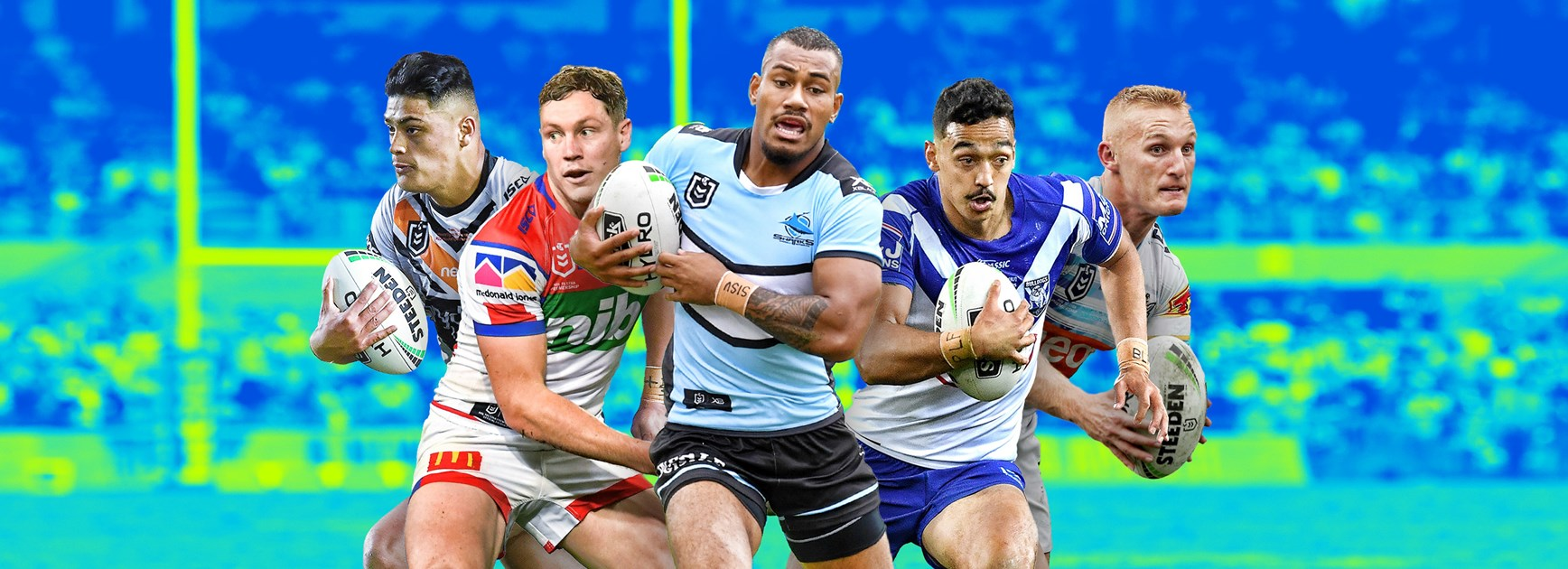 The players to watch for each club at NRL Nines