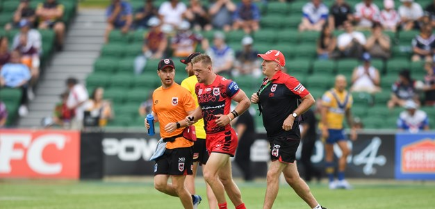 McInnes joins Dufty and Sims in Dragons' Nines casualty ward