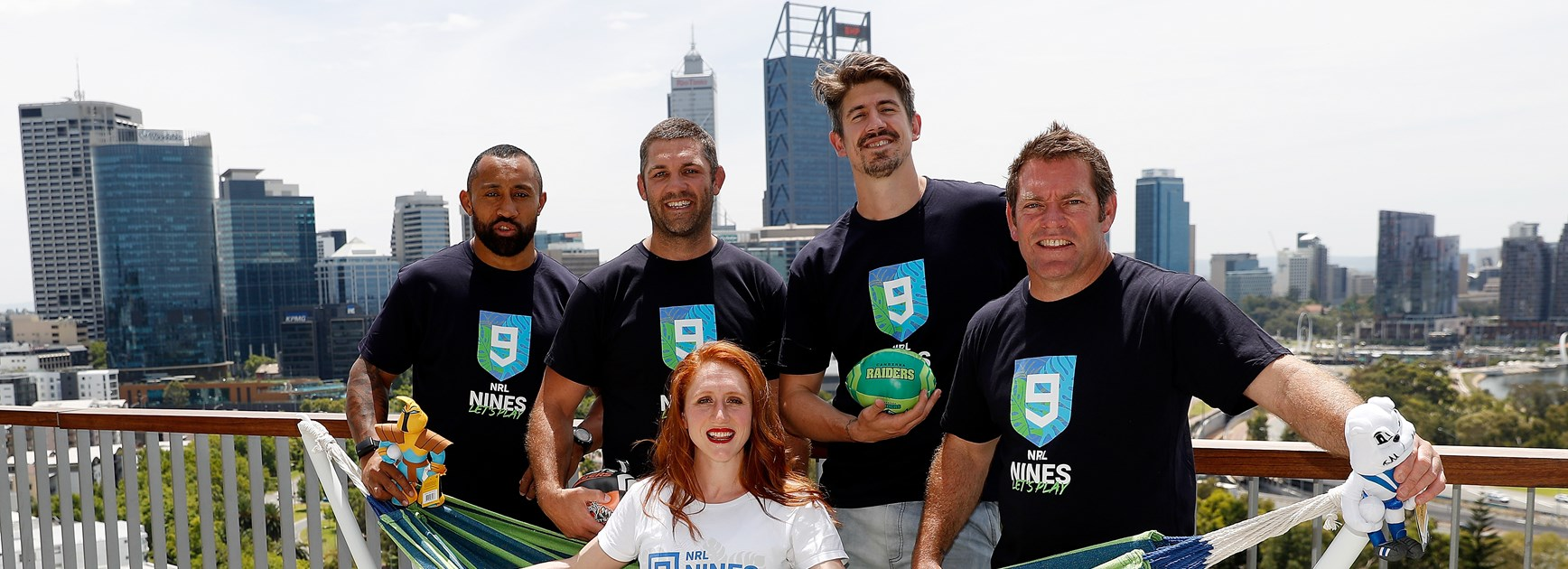 NRL Nines 2020 draw launched in Perth