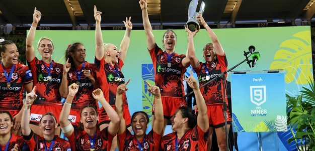 Dragons women champs after final onslaught shocks Broncos