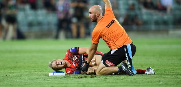 Wheeler faces lost season after cruel Nines injury