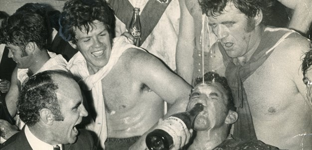 1971 grand final rewind: Brilliant Bunnies make it four in five years