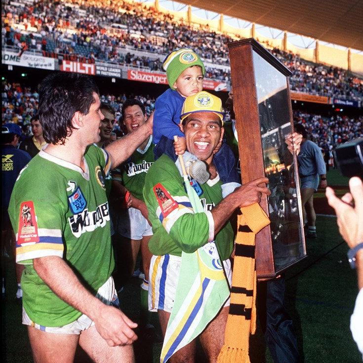 1989 grand final rewind: Raiders win a classic