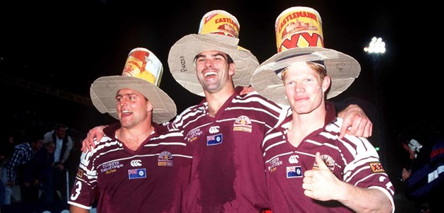 1995 State of Origin rewind: Fatty's 'Nevilles' produce a miracle