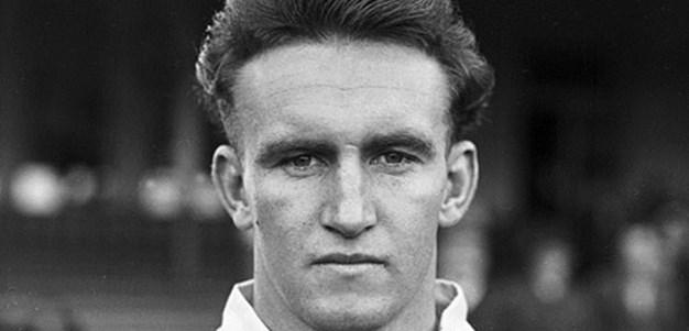 League pays tribute to Bobby Dimond, last survivor from 1948-49 Kangaroos